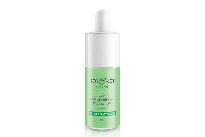 Dot Key Zit Zapping Skin Clarifying Anti-Acne Face Serum