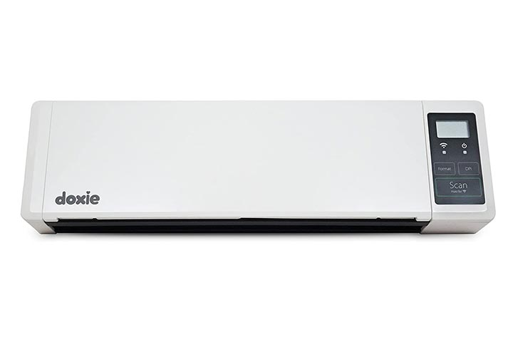 Doxie Q - Rechargeable Document Scanner