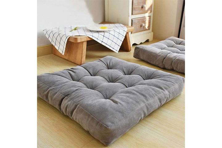 EGOBUY Square Floor Seat Pillow