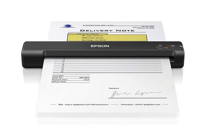 Epson WorkForce ES-50 Portable Scanner