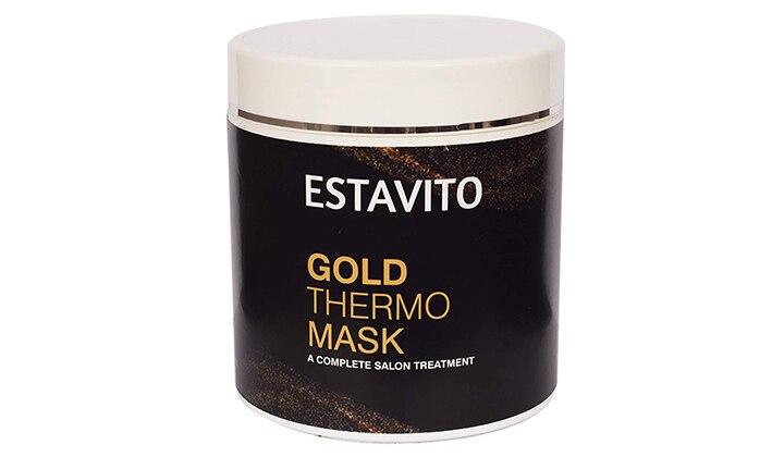 Estavito Gold Thermo-Herb Mask