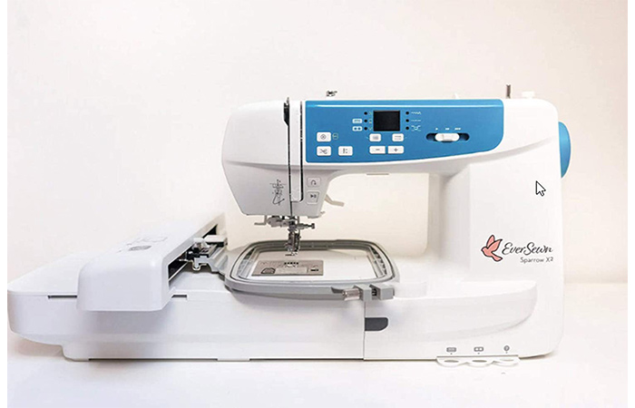 Ever Sewn Sparrow X2 Sewing & Embroidery Machine