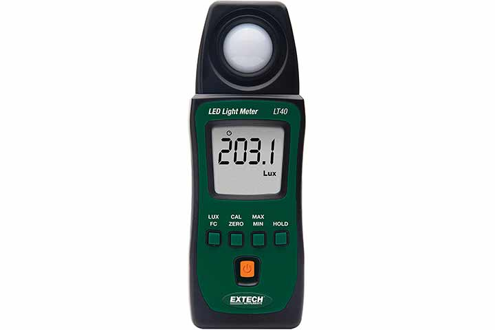 Extech LED Light Meter