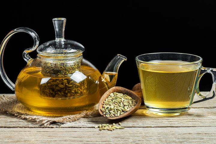Fennel tea recipe