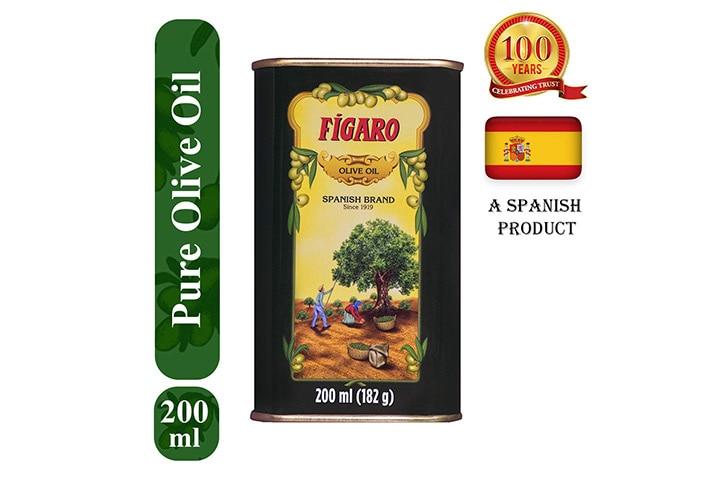 Figaro Olive Oil Tin
