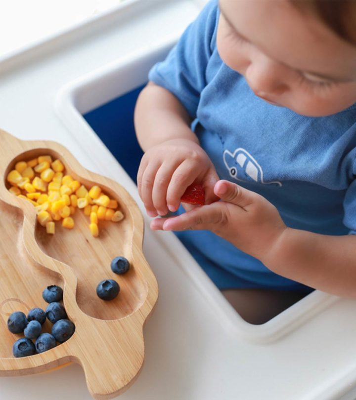 Finger Foods For Babies In Hindi