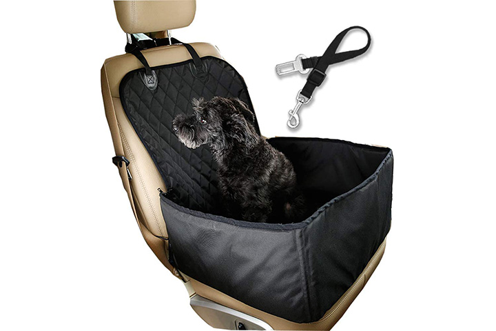Flow.month Pet Front Seat Cover