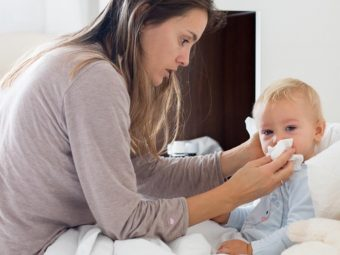 Flu In Babies: Causes, Symptoms, Treatment And Home Remedies