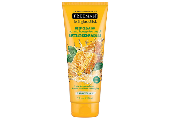 Freeman's Clay Mask