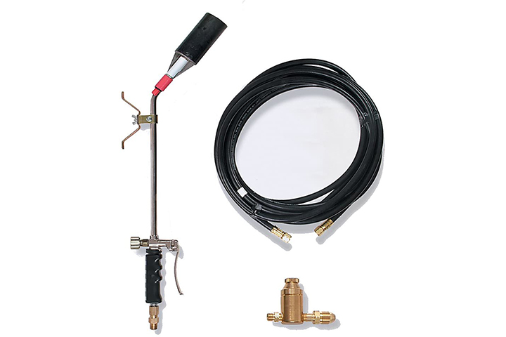 Goss Propane Torch Kit