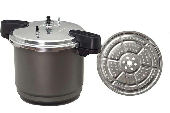 Granite Ware Pressure Canner, Cooker, and Steamer