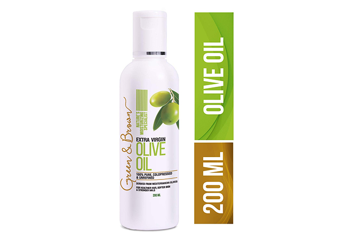 Green & Brown Olive Oil Extra Virgin