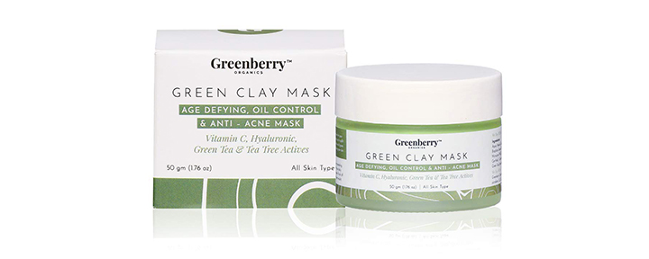 Greenberry Organics Store Clay Mask