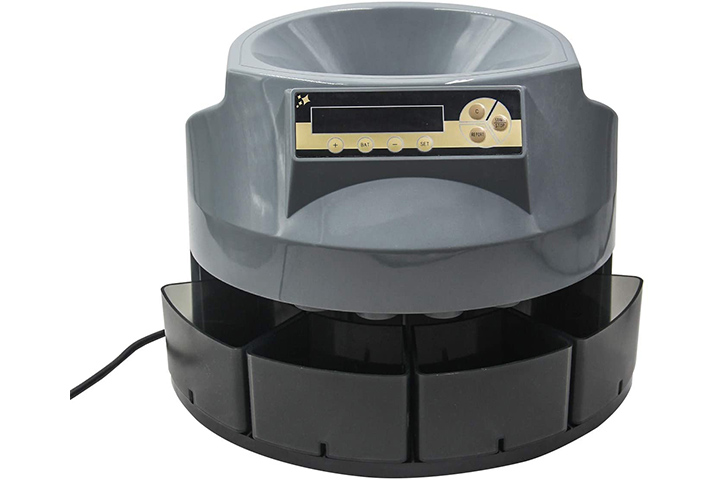 HFS (R) Commercial Electronic Coin Counter