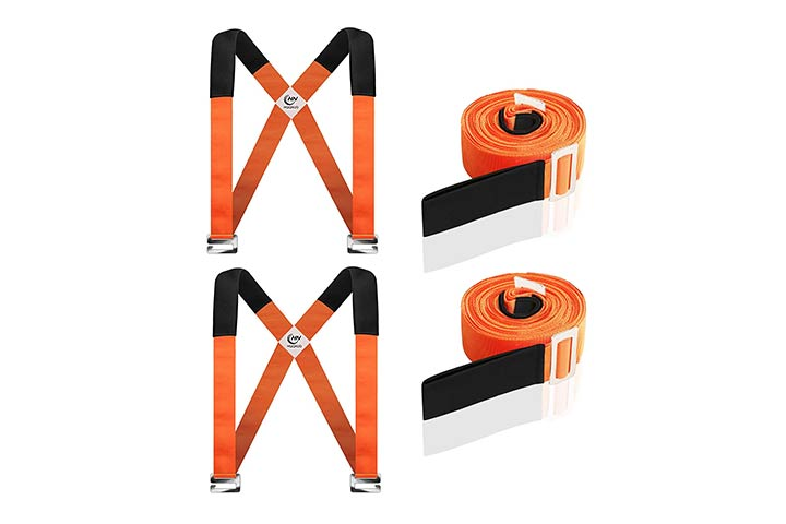 HQQNUO Moving Straps