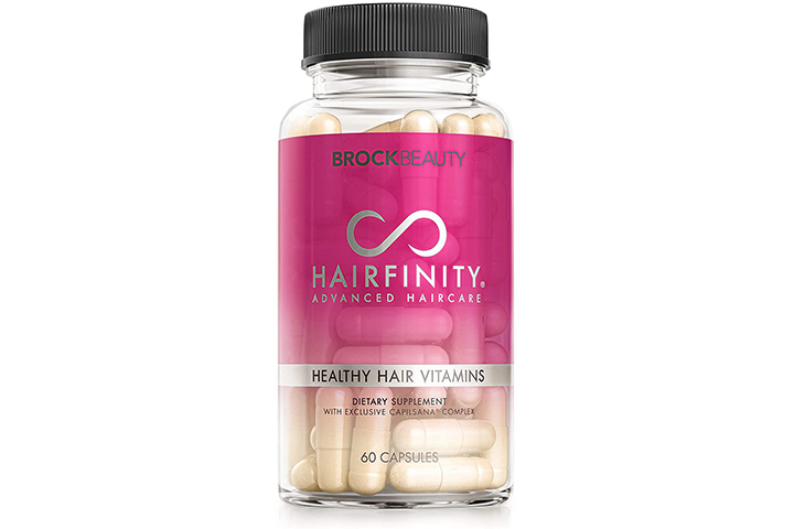 Hairfinity Hair Vitamins With Amino Acids and Biotin