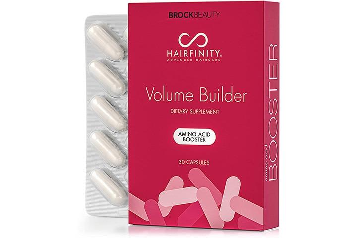 Hairfinity Volume Builder Amino Acid Booster