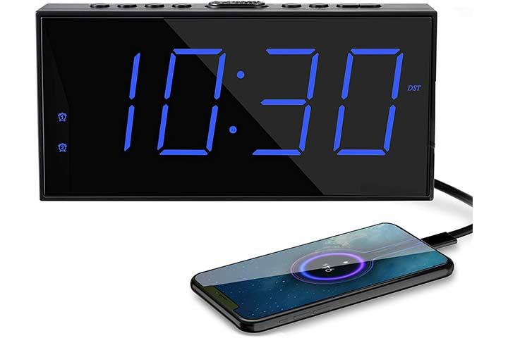 Holababy Home Digital Clock