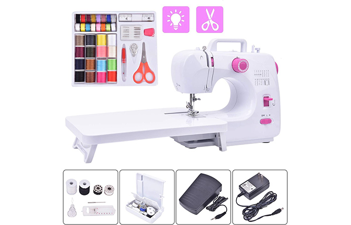 Hopeson Portable Electric Sewing Machine