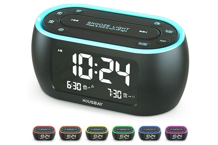 Housbay Alarm Clock Radio