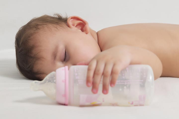 How To Stop Baby Feeding In Night In Hindi-1
