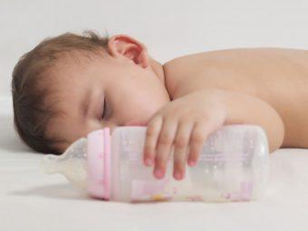 बच्चों की रात में दूध पीने की आदत छुड़ाने के टिप्स | How To Stop Baby Feeding In Night In Hindi