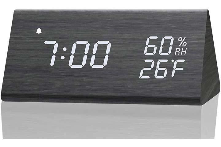Jall Digital Alarm Clock
