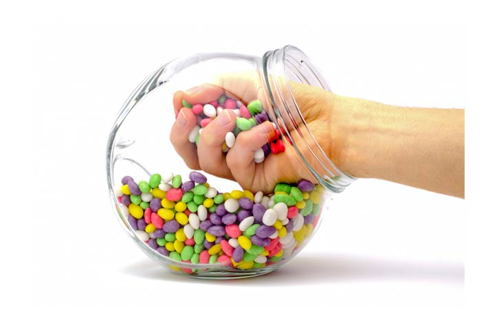 Jelly bean tasting challenge