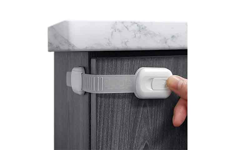 Jool Baby Child Safety Strap Locks