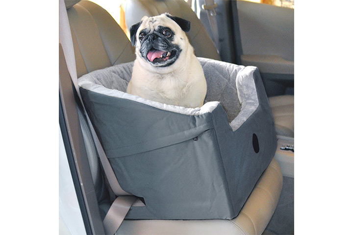 K&H Pet Products Bucket Booster Dog Car Seat Cover