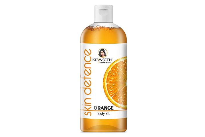 Keya Seth Aromatherapy Orange Body Oil