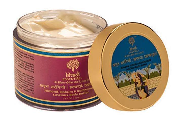 Khadi Essentials Kumkumadi Body Butter