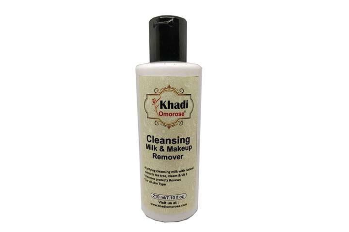 Khadi Omorose Cleansing Milk & Makeup Remover
