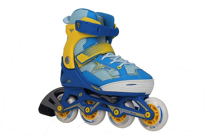 Oxelo 8379656 Fit 3 Kids' Inline Skates