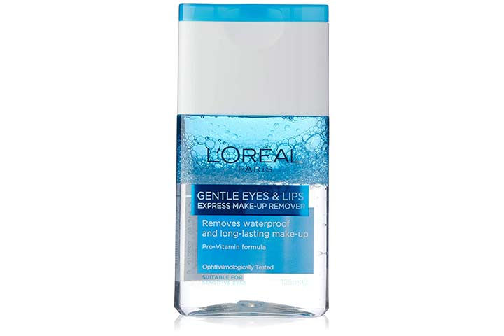 L'Oreal Paris Gentle Eyes & Lips Express Make-Up Remover