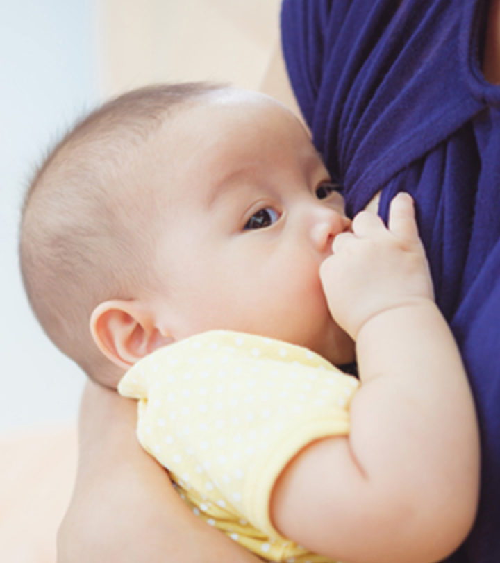 Lactation Massage For Breastfeeding Moms