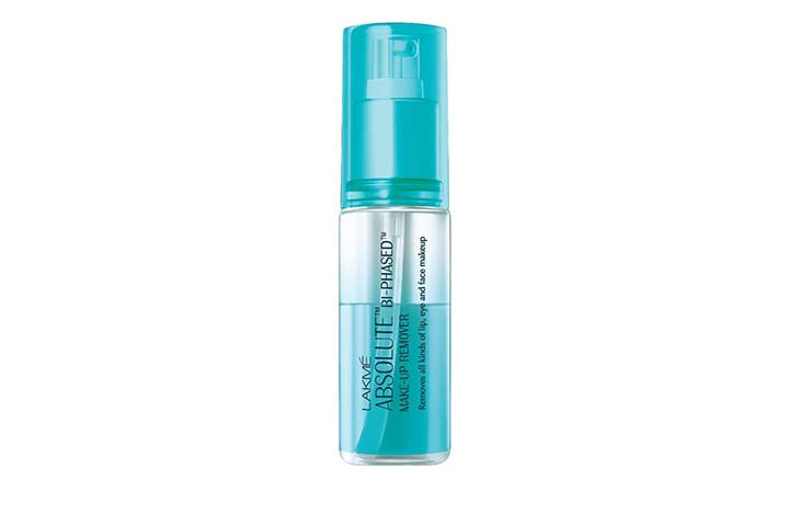 Lakmé Absolute Bi-Phased Make-Up Remover