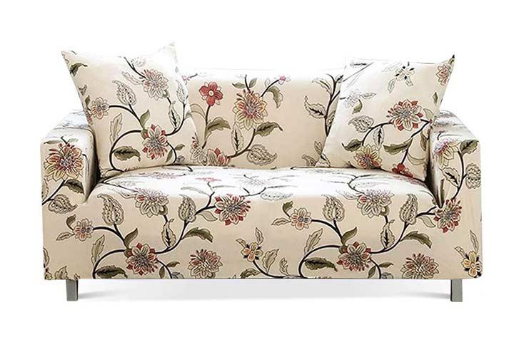 Lamberia Printed Sofa Slipcover