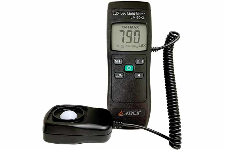 Latnex Light Meter