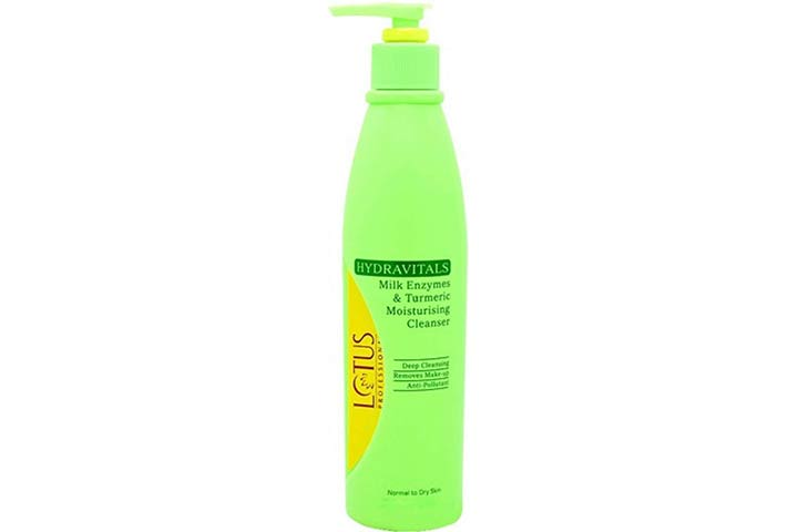 Lotus Professional Hydravitals Cleanser
