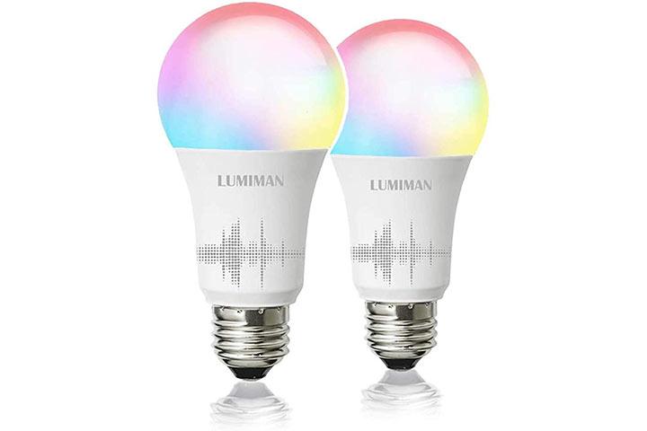 Lumiman Smart Light Bulb