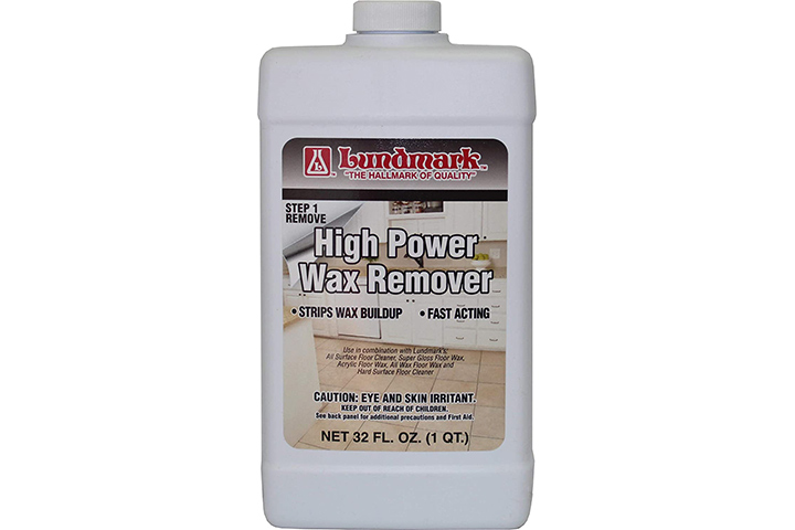 Lundmark High Power Wax Remover