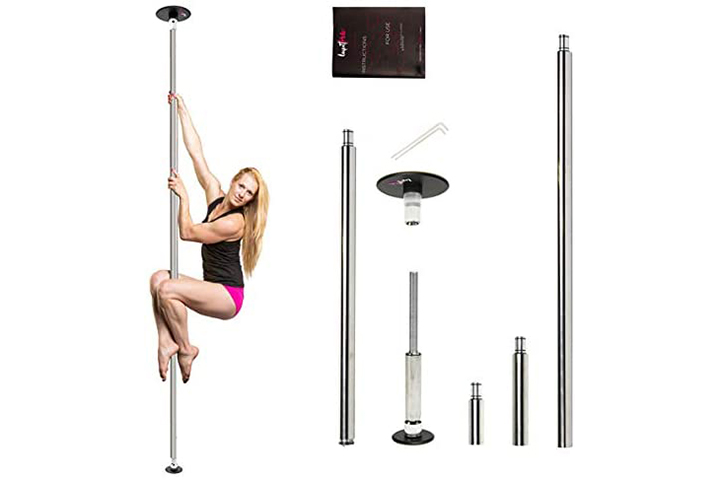 Lupit Pole Dance Pole for Home