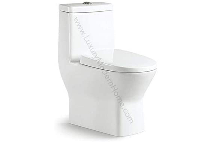 Luxury Modern Home Carus 23-Inch Toilet