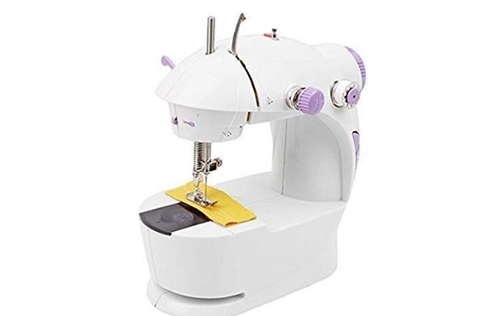 MWMallIndia Multi Electric 4-in-1 Sewing Machine