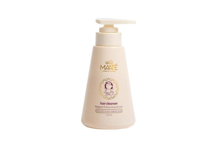 Maaté hair cleanser
