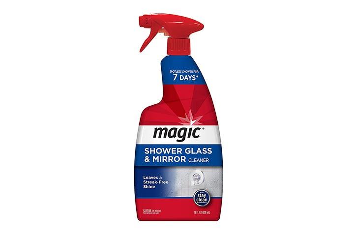 Magic Shower Glass Mirror Cleaner