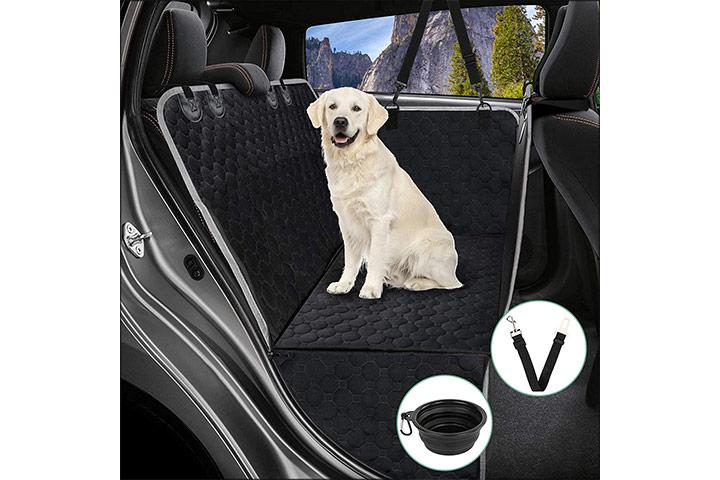 Mancro Car Seat Cover