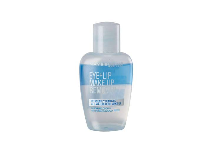 Maybelline New York Eye + Lip Makeup Remover