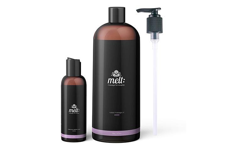 Melt Massage For Couples Oil